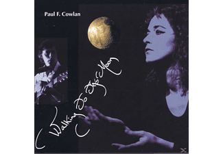 PAUL F. Cowlan - Walking To The Moon - (CD)
