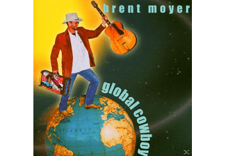 Brent Moyer - Global Cowboy - (CD)