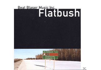 Beat Lazer Music Inc - Flatbush - (CD)