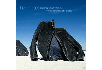 Hammock - Raising Your Voice - (CD)
