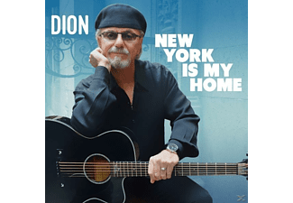 Dion - New York Is My Home - (CD)