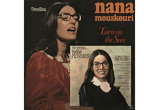 Nana Mouskouri - Songs From Her Tv Series & Turn On The Sun - (CD)