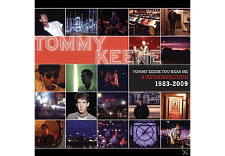 Tommy Keene - Tommy Keene You Hear Me: 1983-2009 [CD]
