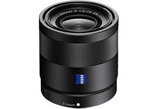SONY Groothoeklens Sonnar T E 24mm F 1.8 ZA (SEL24F18Z.AE)