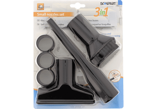 SCANPART Kit d'embouts d'aspirateur (1190000112)