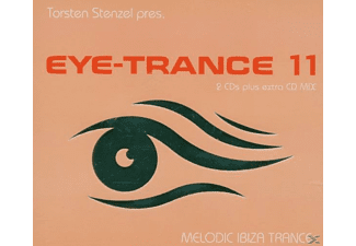 VARIOUS - Eye-Trance 11 - (CD)