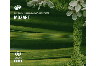 Rpo, Carney, O'hora, Bryant, O'Hora/Carney/Bryant/RPO - Finest Pieces (Mozart,Wolfgang Amadeus) - (SACD Hybrid)