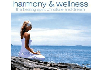 VARIOUS - Harmony And Wellness-The Healing Spirit Of Nature - (CD)