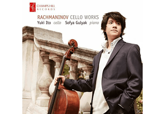 Ito/Gulyak - Cello Works - (CD)
