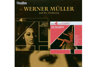 Werner Müller - The Latin Splendour/On The Move - (CD)