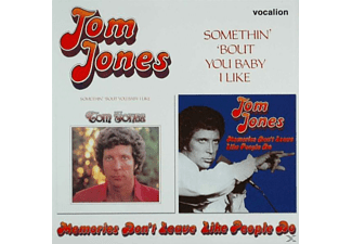 Tom Jones - SOMETHIN  BOUT YOU BABY I LIKE ETC. - (CD)