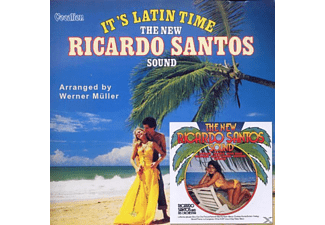 SANTOS, RICARDO / MUELLER, WERNER - It's Latin Time/The New Ricardo - (CD)