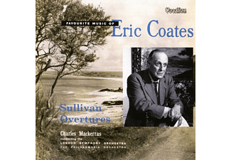 London Symphony Orchestra, The Philharmonia Orchestra - Favourite Music Of Eric Coates - (CD)