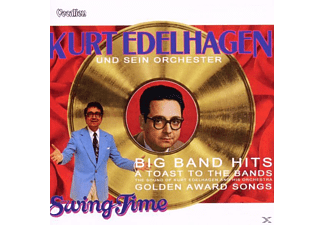 Kurt Edelhagen - Big Band Hits/Swing Time - (CD)