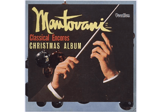 Mantovani - Classical Encores/Christmas Album - (CD)