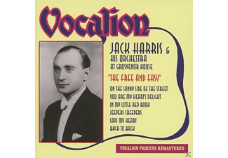 Jack Harris - The Free And Easy - (CD)