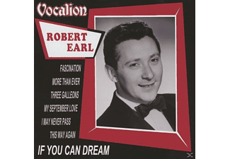 Robert Earl - If You Can Dream - (CD)