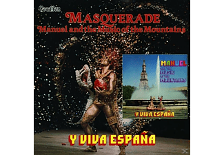 Manuel & The Music Of The Mountains - Masquerade/Viva Espana - (CD)
