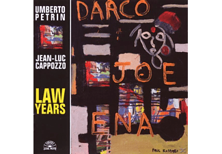 Jean Luk Cappozzo - LAW YEARS - (CD)
