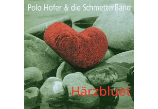 Polo Hofer - Härzbluet - (CD)