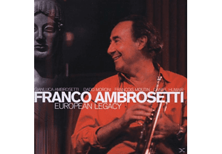 Franco Ambrosetti - European Legacy - (CD)
