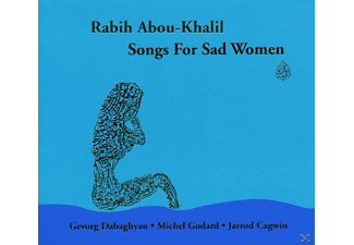 Abou - Songs For Sad Women - (CD)