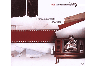 Franco Ambrosetti - Movies-Enja24bit - (CD)