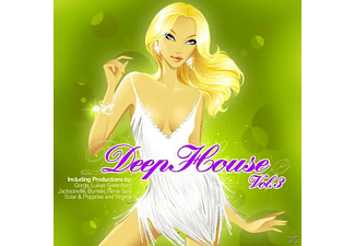 VARIOUS - Deep House Vol.3 - (CD)