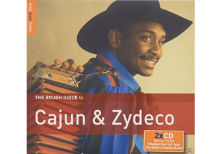 VARIOUS - Rough Guide: Cajun & Zydeco - (CD + Bonus-CD)