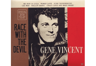 Gene Vincent - Race With The Devil-Essential Collection - (CD)