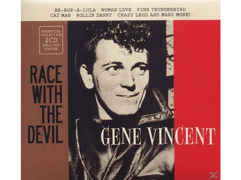 Gene Vincent - Race With The Devil-Essential Collection [CD]