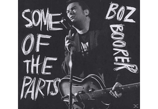 Boz Boorer - Some Of The Parts [CD]