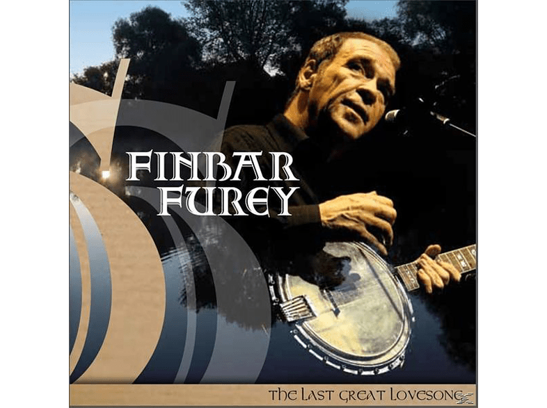 Finbar Furey - The Last Great Love Song [CD]