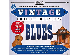 VARIOUS - Blues-The Vintage Collection - (CD)
