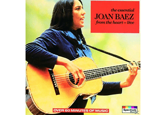 Joan Baez - THE ESSENTIAL/FROM THE HEART - (CD)