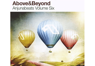 VARIOUS - Above & Beyond-Anjunabeats V.6 - (CD)