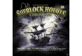 Sherlock Holmes Chronicles 20-Der Fall Der Gloria - 1 CD - Hörbuch