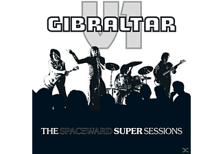 Gibraltar, Vi - The Spaceward Super Sessions [CD]