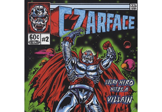 Czarface (inspectah Deck & 7l&esoteric) - Every Hero Needs A Villain - (CD)