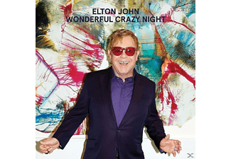 Elton John - Wonderful Crazy Night (Vinyl) - (Vinyl)