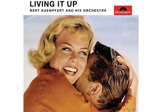 Bert Kaempfert - Living It Up (Re-Release) - (CD)