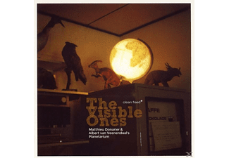 Matthieu/veenendaal/planetarium Donarier - The Visible Ones - (CD)