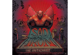 Sad Iron - The Antichrist - (Vinyl)