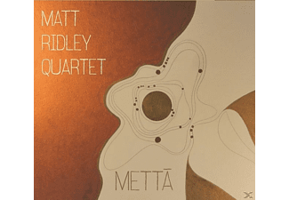 Matt -quartet- Ridley - Metta - (CD)