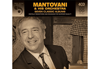 Mantovani & His Orchestra - 7 Classic Albums - (CD)