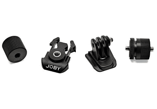 JOBY Action Adapter Kit Zwart
