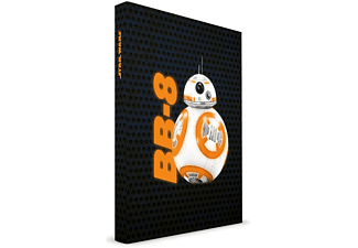 Star Wars Episode 7 Notizbuch Light & Sound Fx Bb-8