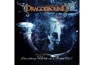 Dragonbound 14-Das silberne Horn von Arun (1) - 1 CD - Science Fiction/Fantasy