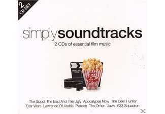 VARIOUS - Simply Soundtracks - (CD)