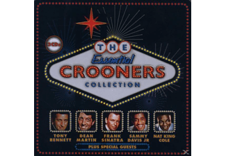 VARIOUS - Essential Crooners Collection (Lim.Metalbox Ed.) [CD]